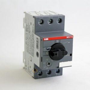 Автоматическая защита двигателей MS