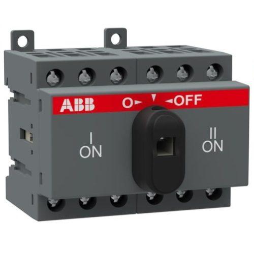 ABB рубильники OT