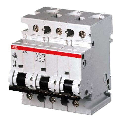 Автоматические выключатели ABB S290