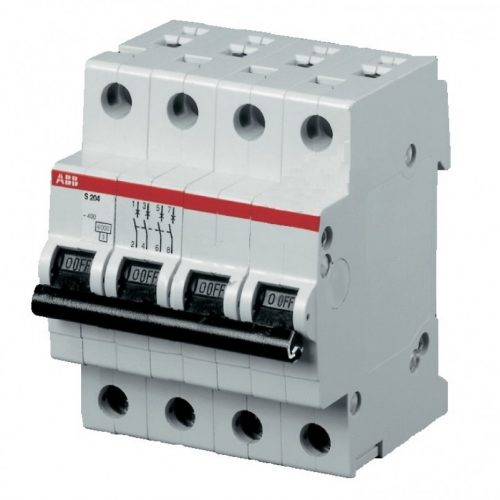 Автоматические выключатели ABB S280