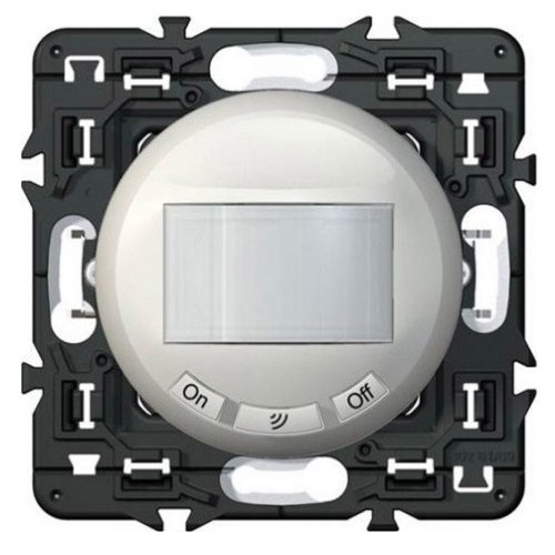Legrand Celiane датчик движения с функцией принудительного вкл/выкл (белый)