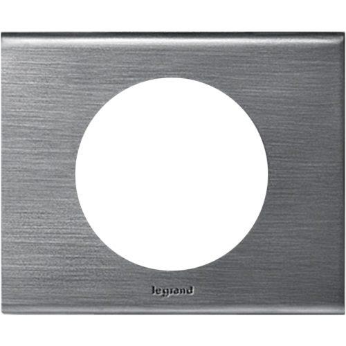 Legrand Celiane Рамка 1п Фактурная сталь