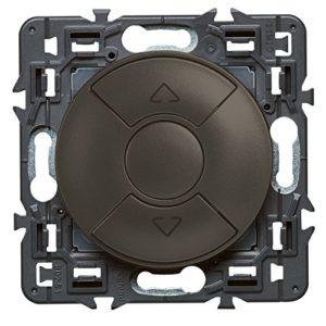 Legrand Celiane выключатель для управления приводами 6А (графит)