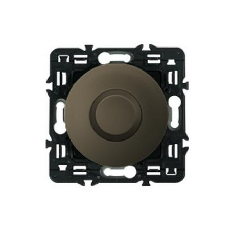 Legrand Celiane выключатель-переключатель кнопочный (графит)