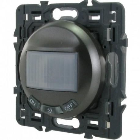 Legrand Celiane датчик движения без нейтрали с функцией принудительного вкл/выкл (графит)
