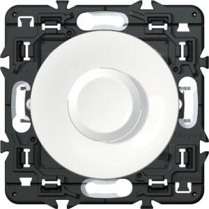Legrand Celiane выключатель (переключатель) кнопочный (белый)