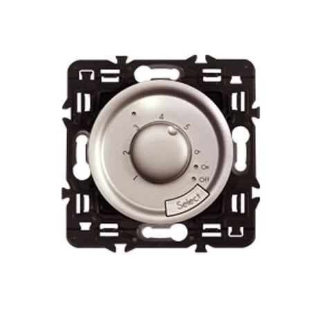 Legrand Celiane Терморегулятор для теплых полов с датчиком пола (титан)