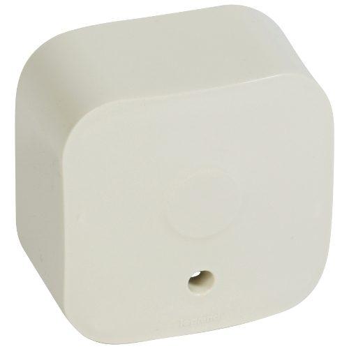 Legrand Quteo Вывод кабеля цвет Белый