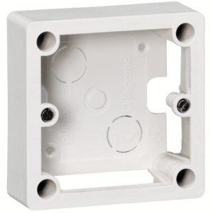 Legrand Коробка для накладного монтажа розеток 32А (100х100)