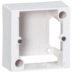 Legrand Коробка для накладного монтажа розеток 20А (82х82)