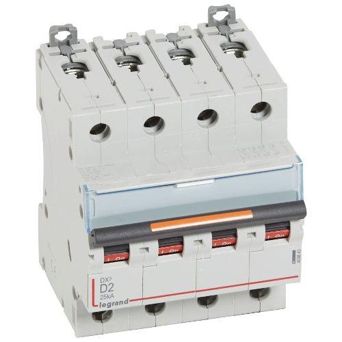 Автоматический выключатель Legrand DX3-E C25 4П 6000/6kA