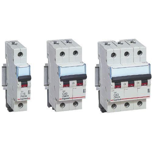 Legrand Автоматические выключатели TX3