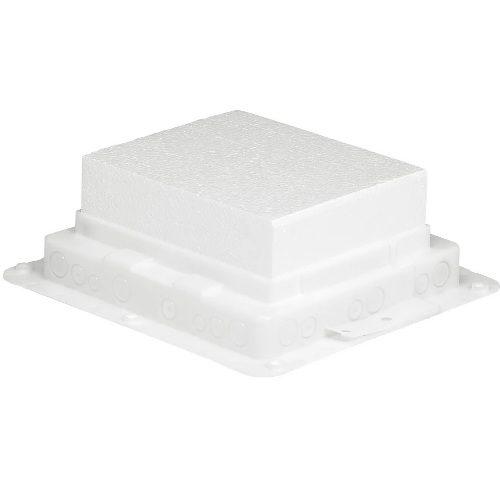 Напольная коробка пластиковая 10/12 модулей