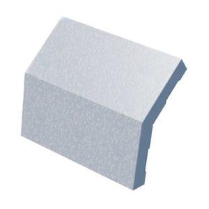 Крышка вертикального внешнего угла 45°