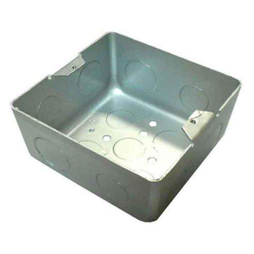 Коробка для люков LUK/1.5BR, LUK/1.5AL в пол, металлическая для заливки в бетон Экопласт