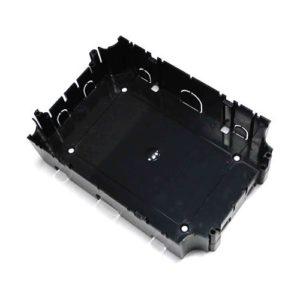 Коробка для люков LUK/6 и LUK/8Р в пол, пластиковая для заливки в бетон Экопласт