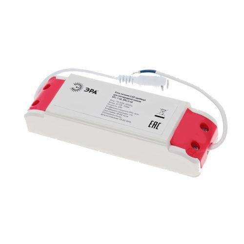 LED-драйвер 20Вт для панели SPL-3-20 PF>0.96 без пульсаций ЭРА