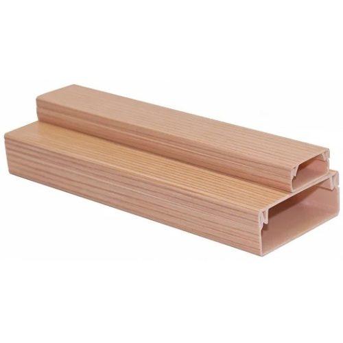 Кабель-канал T-Plast текстура дерева, сосна