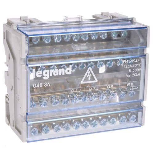 Кросс-модуль 4Px11 контактов 160А Legrand