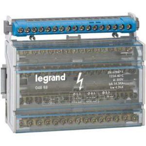 Кросс-модуль 4Px15 контактов 125А Legrand