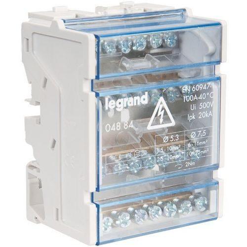 Кросс-модуль 4Px7 контактов 100А Legrand
