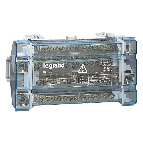Кросс-модуль 4Px15 контактов 160А Legrand