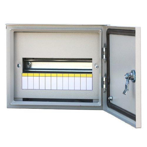 Шкаф металлический ЩРНг-12 (IP54) 250*300*120