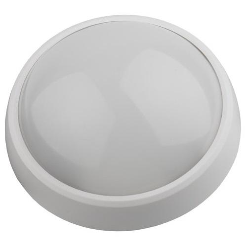 Светодиодный светильник для ЖКХ IP54 12Вт 4000К 960лм круг 220х98 белый ЭРА