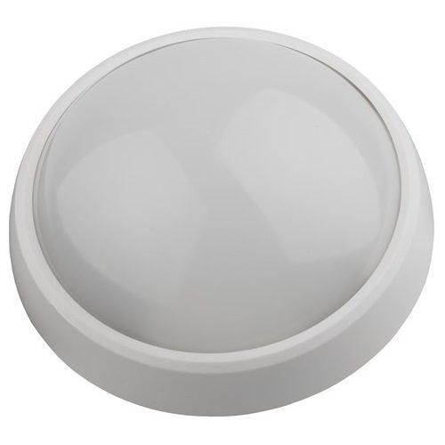 Светодиодный светильник для ЖКХ IP54 8Вт 4000К 640лм круг 180х75 белый ЭРА