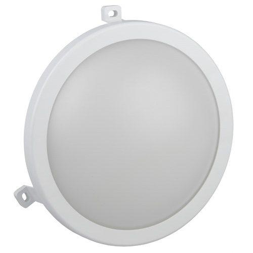 Светодиодный светильник для ЖКХ IP65 8Вт 4000К 640лм 150х75 круг ЭРА