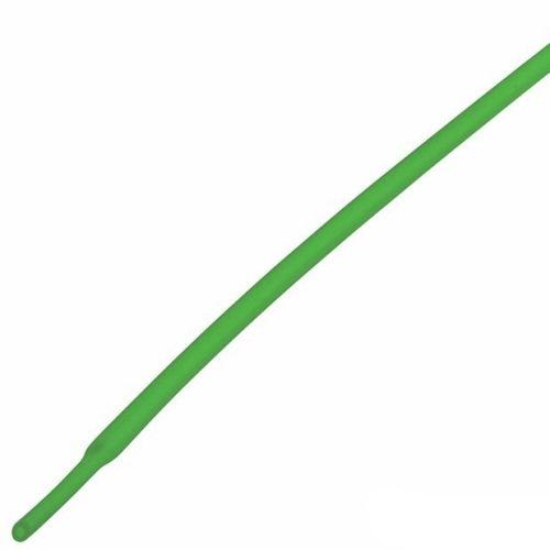 Термоусадка зеленая REXANT