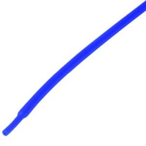 Термоусадка синяя REXANT