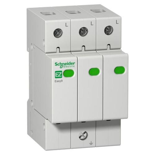 Ограничитель перенапряжение (УЗИП) EASY9 3П 45кА 400В Schneider Electric