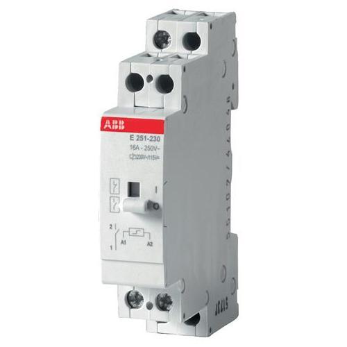 Электромеханическое блокировочное ABB реле E251-230 1Н.О.