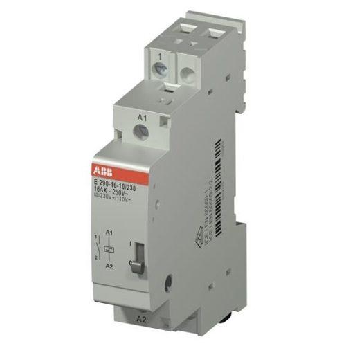 Электромеханическое блокировочное ABB реле E290-16-10/230