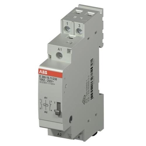 Электромеханическое блокировочное ABB реле E290-16-11/230