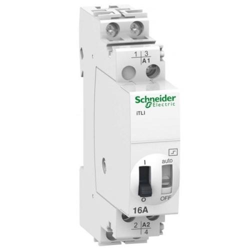 Импульсное реле Schneider Electric iTLI 16A 1НО 1НЗ 230В АС 50-60ГЦ 1