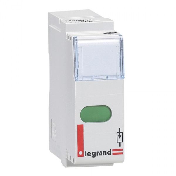 Сменный модуль разрядника Legrand 15кА 230В