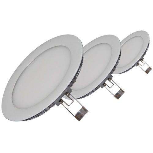Ультратонкие светодиодные светильники Downlight