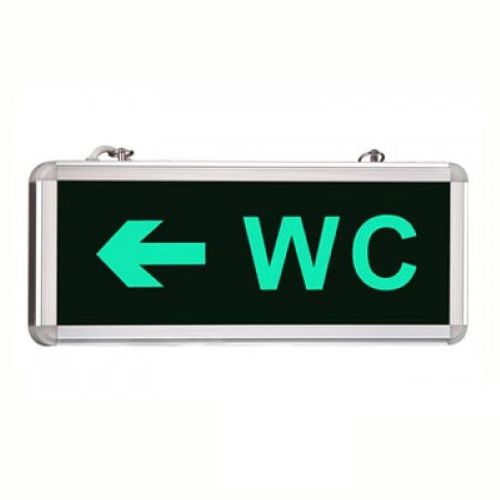 Световой указатель MBD 200 E-48 (WC влево)