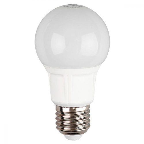 Лампа светодиодная 8 (70) Вт цоколь E27 грушевидная теплый белый свет 30000 ч. LED SMD А55-8W-827-E27 ЭРА