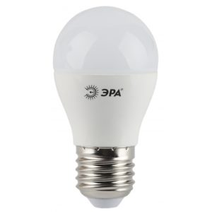 Лампа светодиодная 10 (85) Вт цоколь E27 грушевидная теплый белый свет 30000 ч. LED SMD A60-10W-827-E27 ЭРА