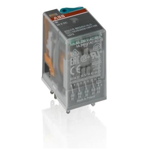 Реле промежуточные ABB CR-M230AC3 230B AC 3ПК (10A)
